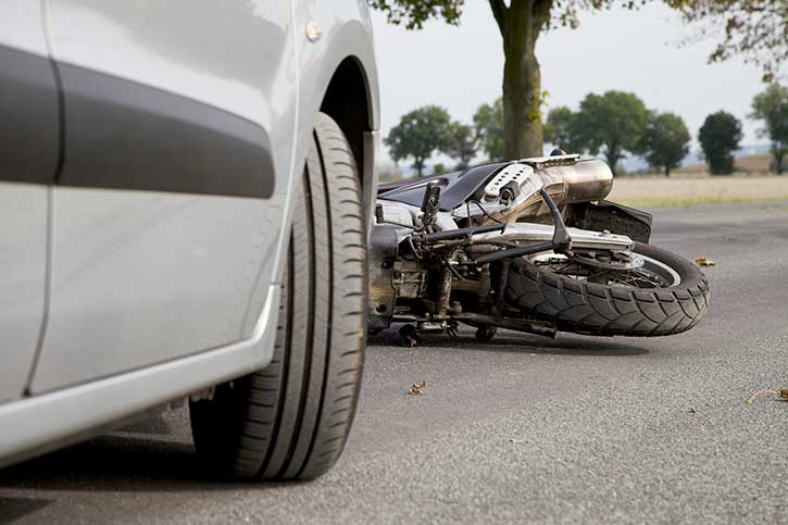 Motorcycle accident – Thomas, Conrad & Conrad