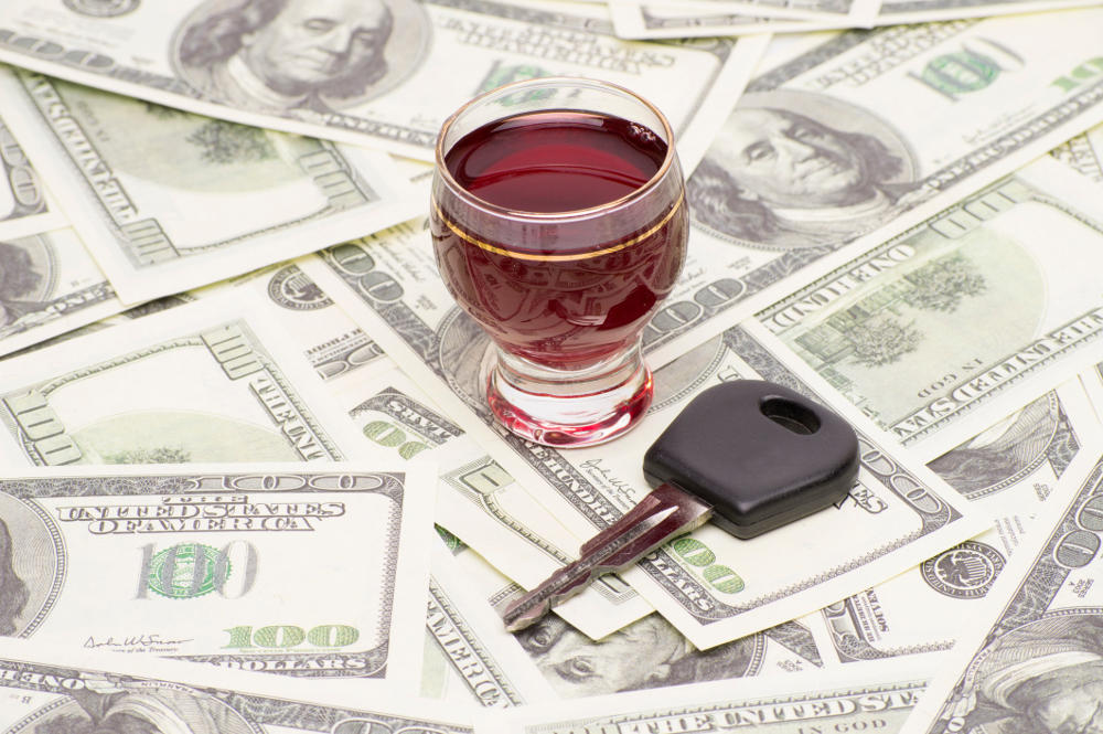 drunk driving compensation